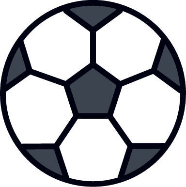 Graphic Soccer Ball