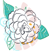 Painted Camellia