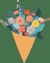 Bouquet Cone