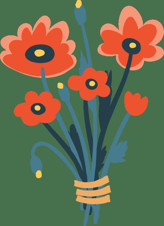 Flowery Bouquet