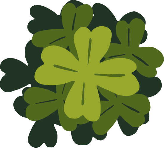 Lucky Shamrocks