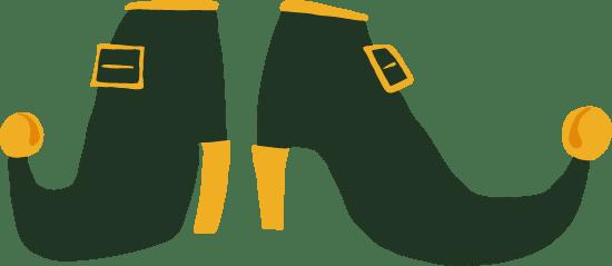 Leprechaun Boots