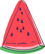Slice of Watermelon