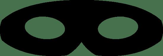 Oval Eye Mask