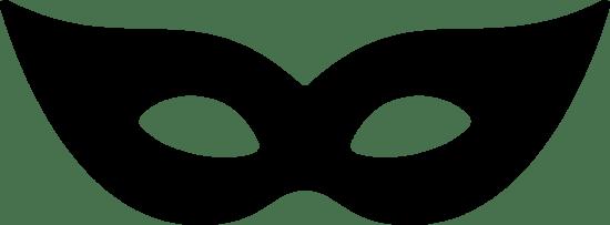 Black Cat Eye Mask
