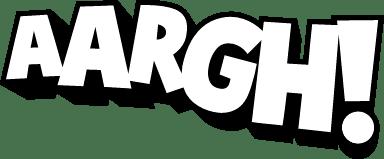 AARGH! Sound Effect