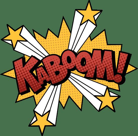 Cartoon Kaboom!