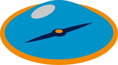 Domed Compass