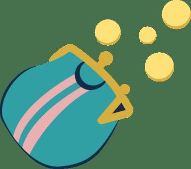 Coin Purse & Clasp