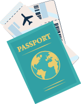Passport & Tickets
