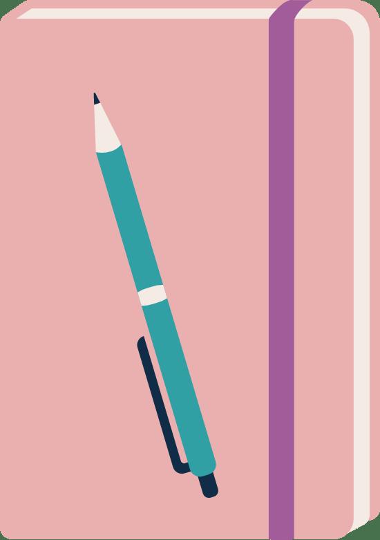 Journal & Pen