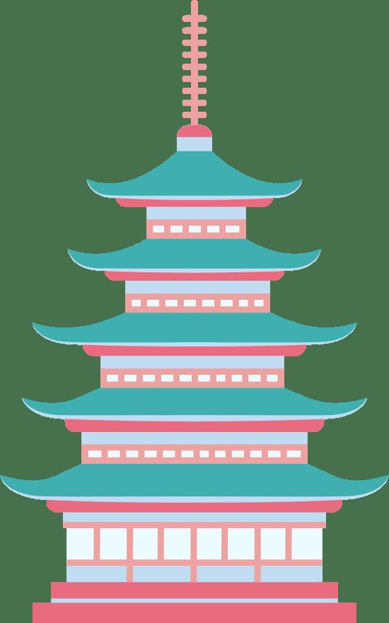 Five-Tiered Pagoda
