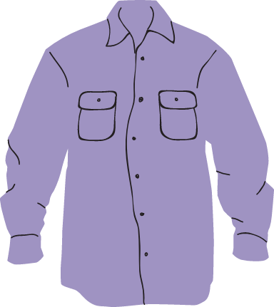 Rumpled Shirt