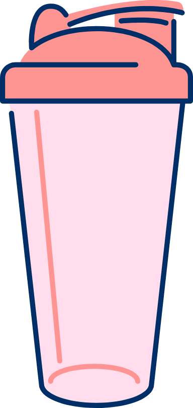 Smoothie Container