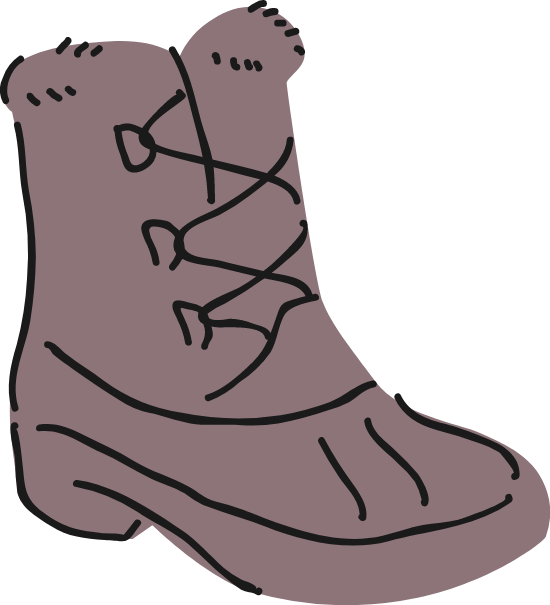 Laced Boot