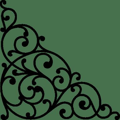 Swirly Corner