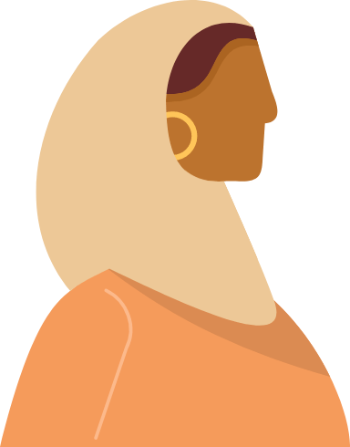 Hijab Profile Woman