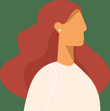 Redhead Profile Woman