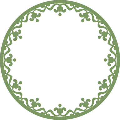 Twelve-Pointed Wreath