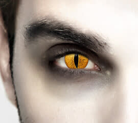 Halloween Photo Effects - Dramatic Eyes 5