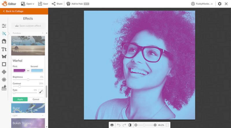 Usa PicMonkey para crear un efecto pop art impresionante