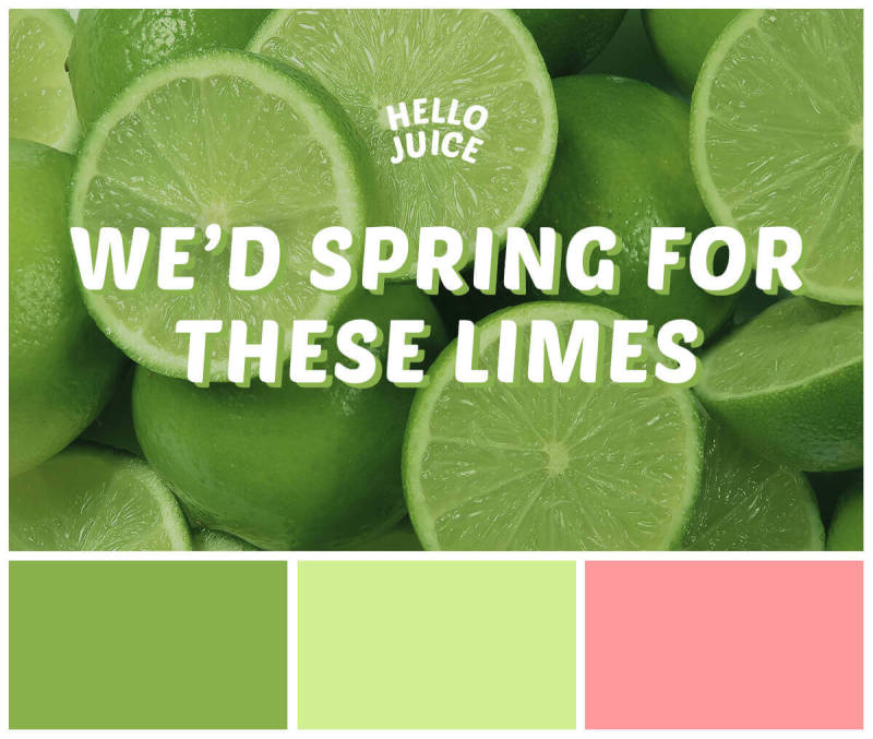 spring, trends, color palette, brand, secondary color palettes