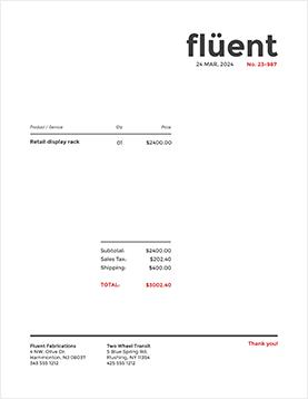 fluent-invoice-template