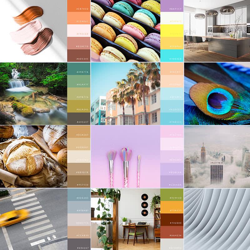 color combination schemes
