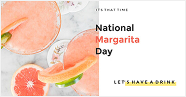 margarita with grapefruits