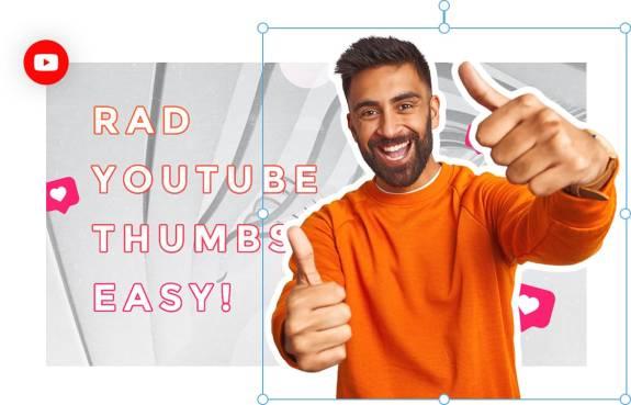 Attirez l'attention de votre public avec des miniatures et des images de couverture accrocheuses pour YouTube