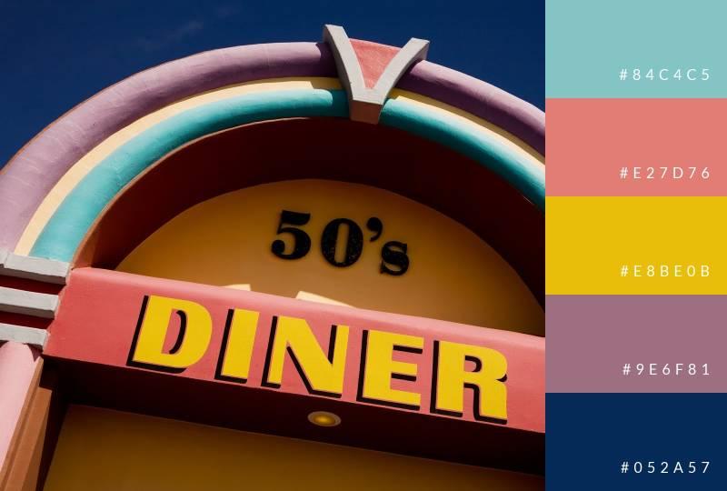 color-palette-vintage-diner