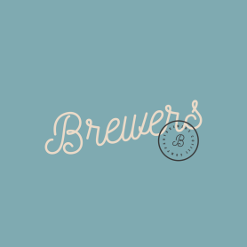 teal brewers logo