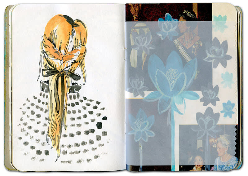 How sketchbook drawings can boost your creativity.