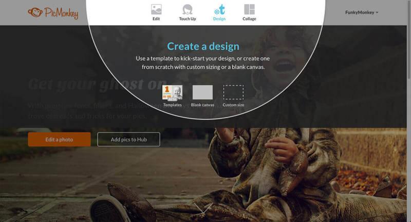 Templates, PicMonkey, Design