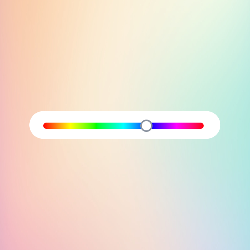 color continuum - part of a color picker tool for getting the exact color in your design