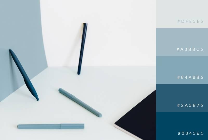 color-palette-blues