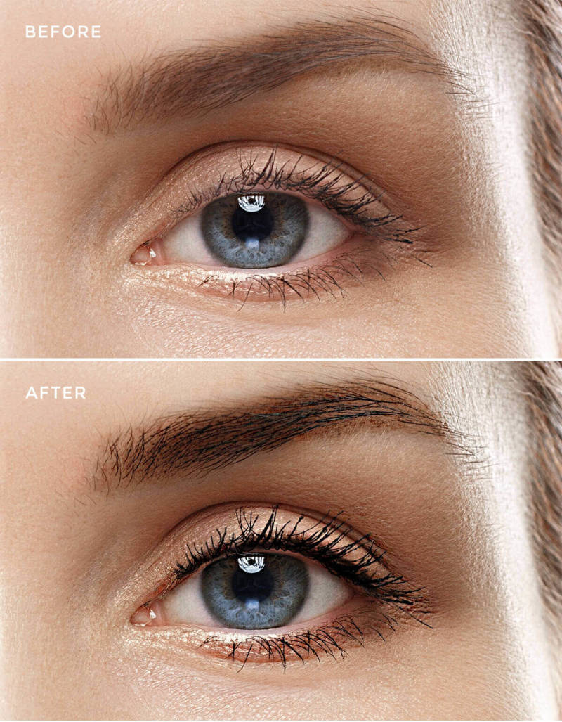Mascara, photo retouching, makeup tips, touch up, PicMonkey