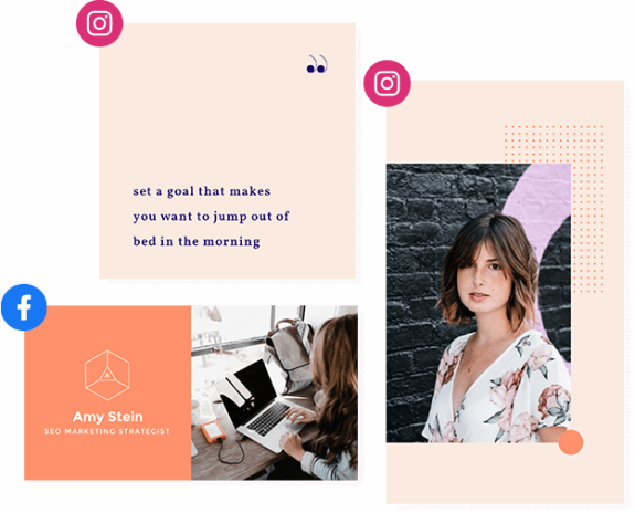 Freelancing and PicMonkey Design and Social Templates