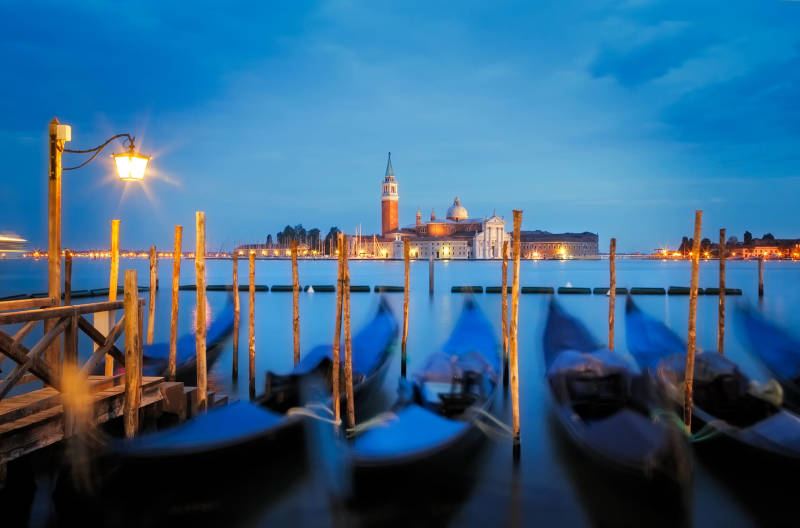 VENICE, ITALY, 20 SECONDS, F18, ISO 400