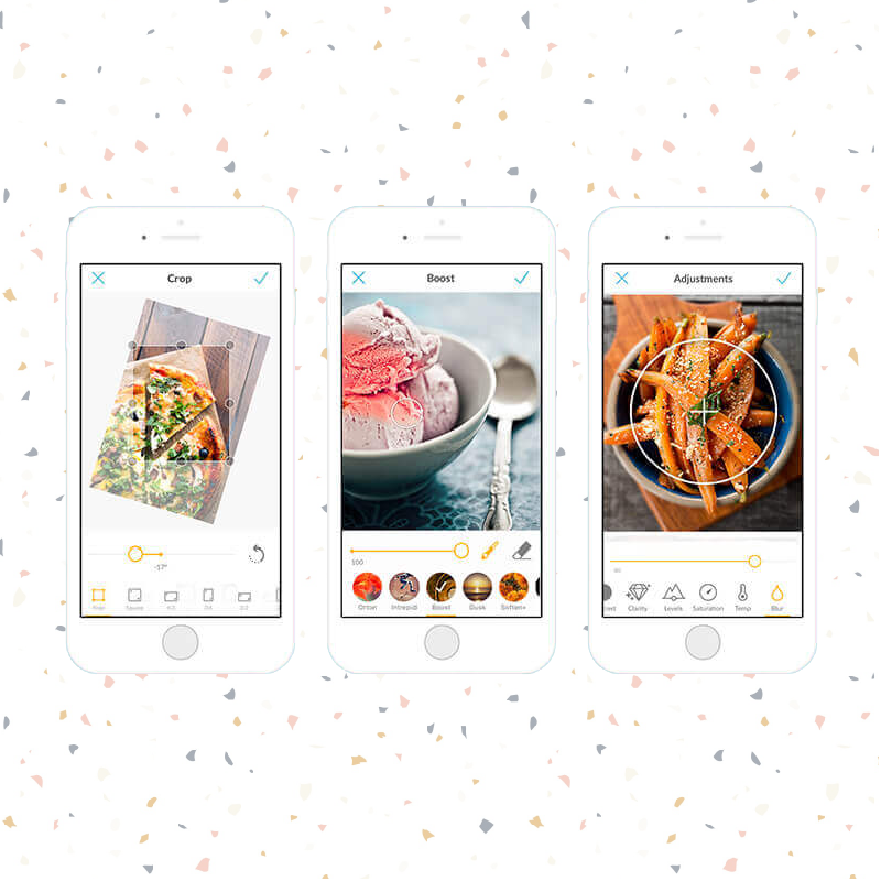tips and tricks for food photography with a phone