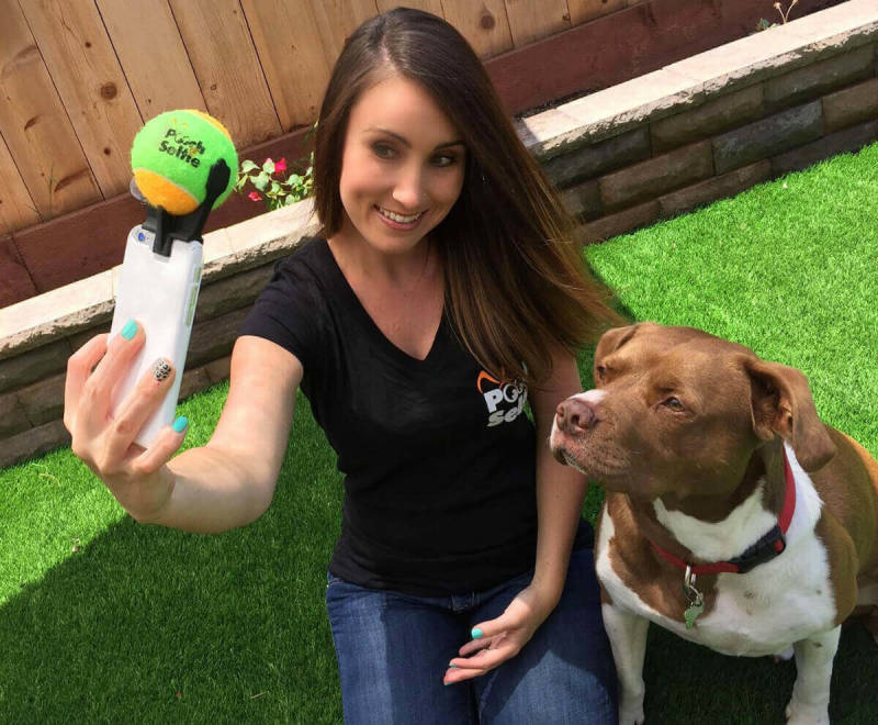 2016 photography gift guide: dog selfie attachment