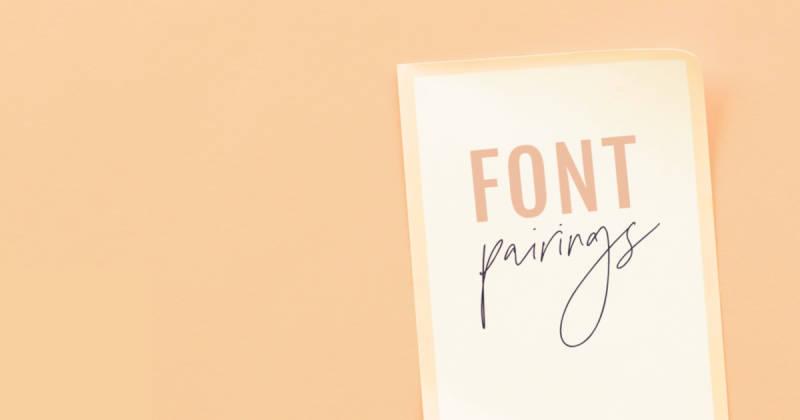 Font-Pairings-blog header