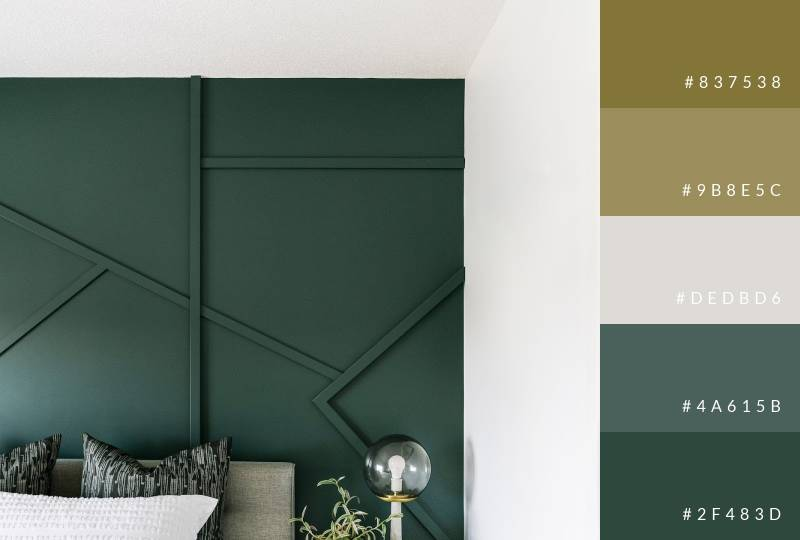 color-palette-green-and-gold