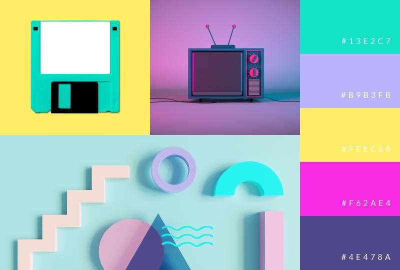 color-palette-analog-retro