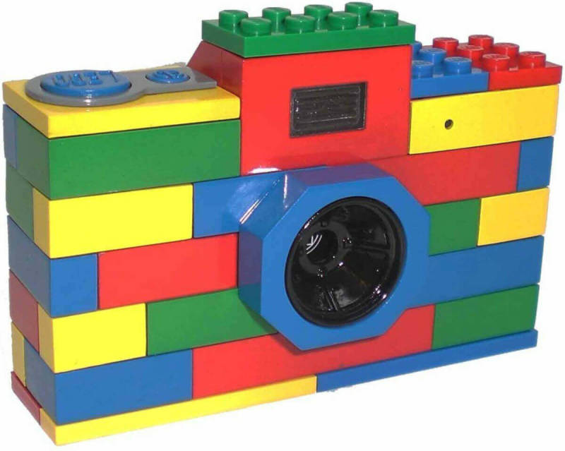 2016 photography gift guide: Lego camera