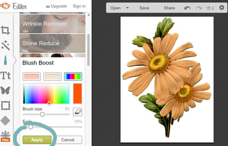 Lear how to change the color of your images with The Graphics Fairy's PicMonkey tutorial.