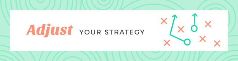 adjust your social media strategy