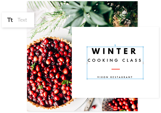 Holiday instagram template design