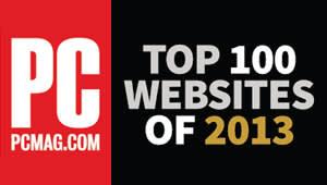 PC Magazine logo reading,