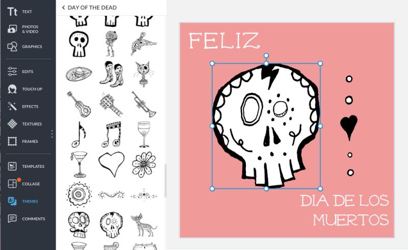 day of the dead design bundle